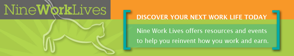 Nine Work Lives, Change your work, change your life!